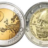 2 Euro Grecia 2019 Kalvos