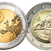 2 Euro Grecia 2019 Andronikos