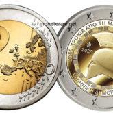 2 Euro Grecia 2020 Termopili
