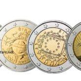 2 Euro Commemorativi Irlanda