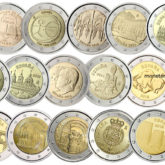 2 Euro Commemorativi Spagna