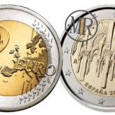 2 Euro Spagna 2010 – Cattedrale di Cordoba