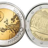 2 Euro Spagna 2011 – Corte dei Leoni di Granada