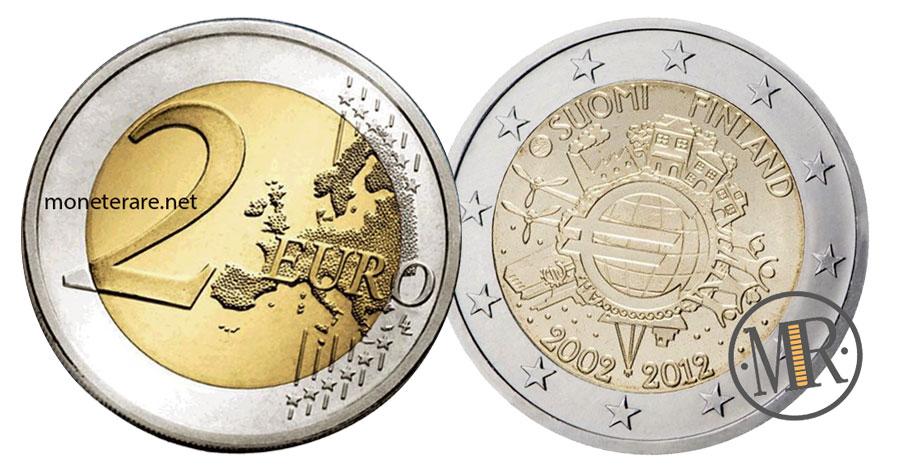 2 Euro Commemorativi Finlandia 2012 - EURO