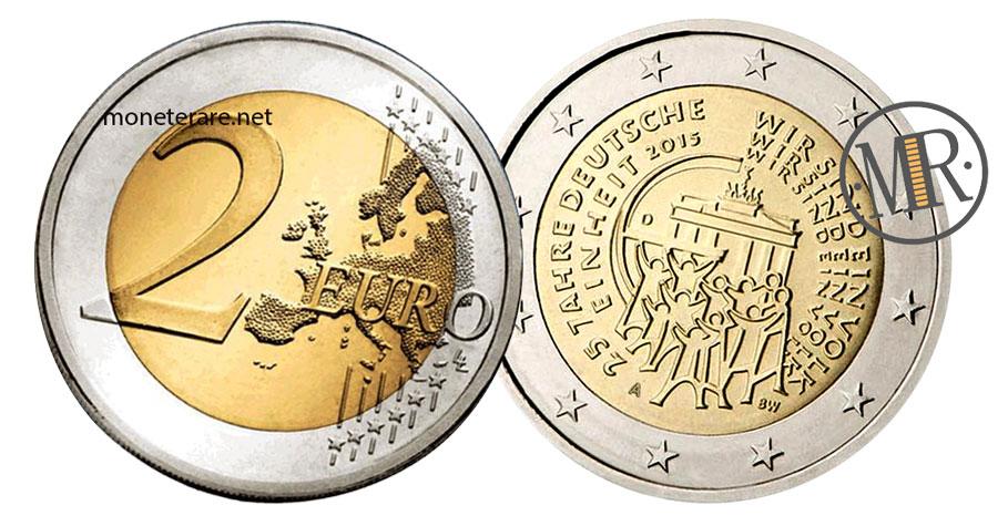 2 Euro Commemorativi Germania 2015 Riunificazione Tedesca Unico Popolo.jpg