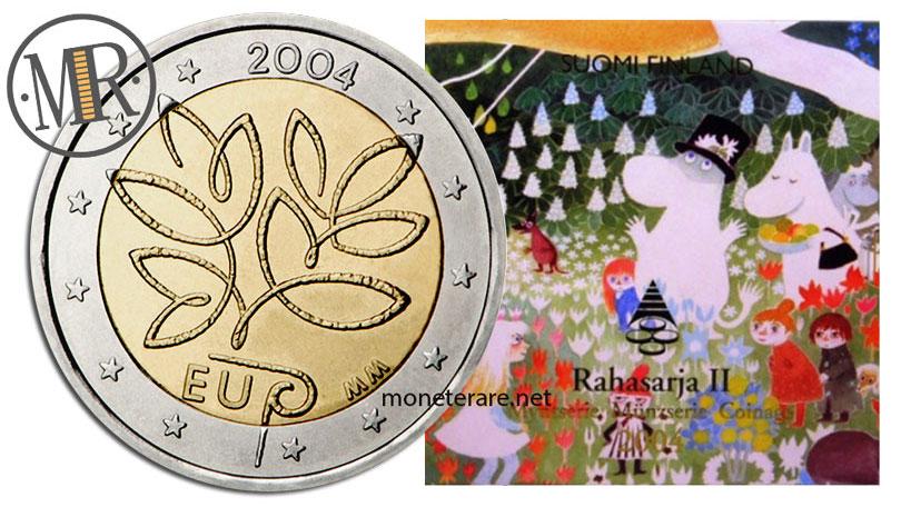 Divisionale Moomin Serie Finlandia 2004