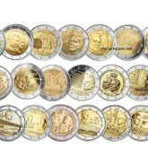 2 Euro Commemorativi Lussemburgo