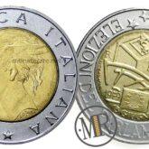 500 Lire 1999 Elezioni Europee