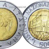 500 Lire 1996 Istat