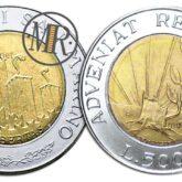 500 Lire 1993 San Marino