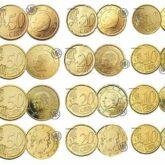 Belgium Euro Coins