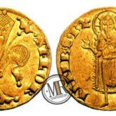 Gold Florin Coin