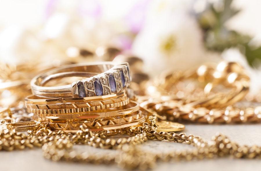 Vendere oro in gioielleria