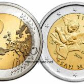2 Euro San Marino 2020 Tiepolo