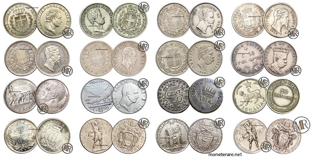 50 Centesimi di Lira