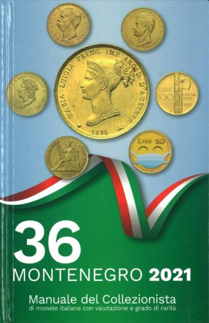 Montenegro 2021 - Manuale del Collezionista