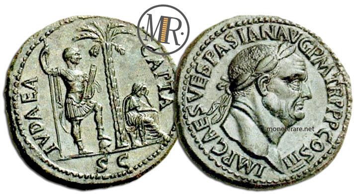 Sesterzio Vespasiano