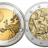 2 Euro Francia 2020 - 50° Anniversario della morte di Charles De Gaulle