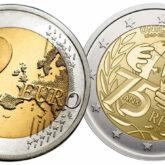 2 Euro Francia 2021 - 75° anniversario UNICEF