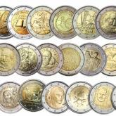 2 Euro Commemorativi Italia