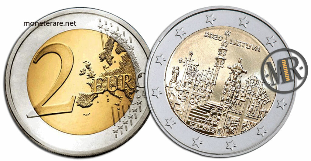 Lithuania 2 Euro 2020 - Hill of the Crosses