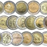 2 Euro Commemorative Coins San Marino