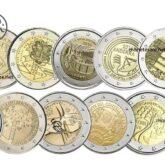 2 Euro Commemorative Coins Andorra