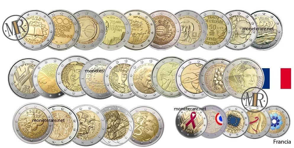 2 Euro Commemorative France