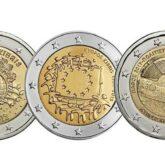 2 Euro Commemorative Coins Cyprus