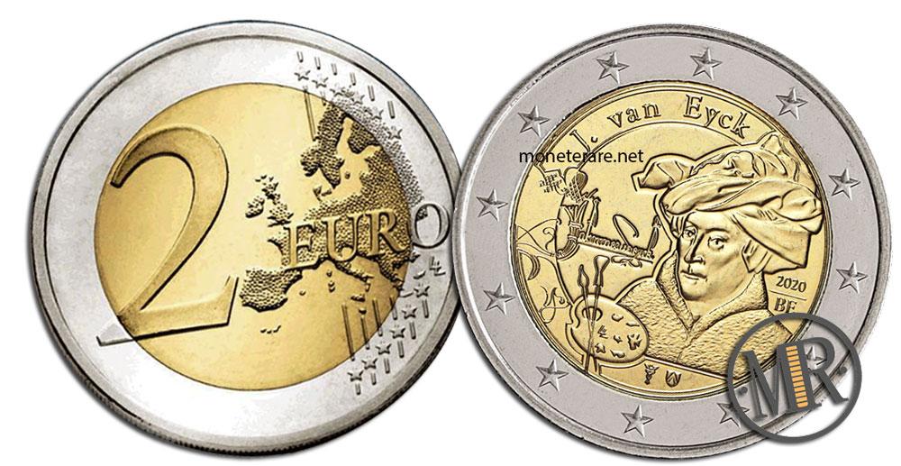 Belgium 2 Euro 2020 - Jan van Eyck