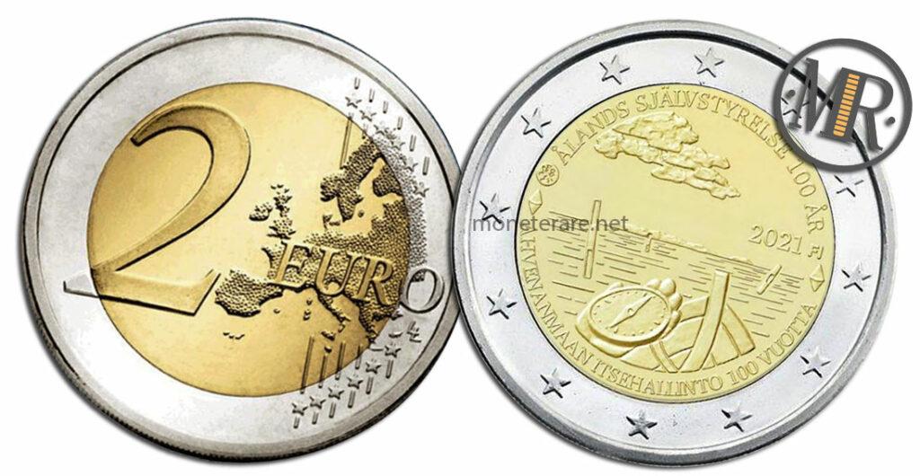 2 Euro Finland 2021 - Ålands Islands
