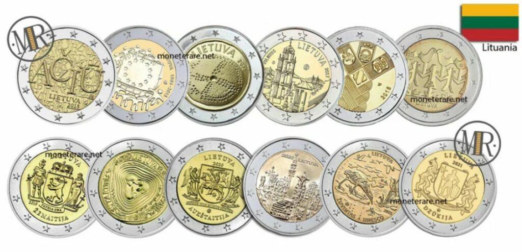 2-Euro-Commemorative-Lithuania-Lietuva