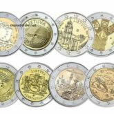 Lithuania 2 Euro Coins (Lietuva)