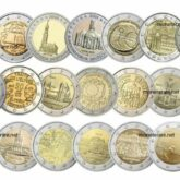 German Commemorative 2 Euro Coins