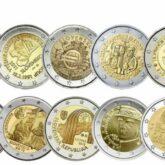 Slovakia 2 Euro Coins